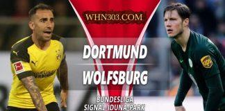 Prediksi Dortmund vs Wolfsburg 30 Maret 2019