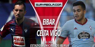 Prediksi Eibar vs Celta Vigo 03 Maret 2019