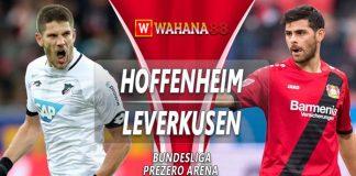 Prediksi Hoffenheim vs Leverkusen 30 Maret 2019