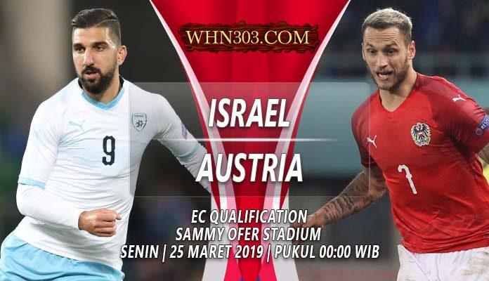 Prediksi Israel vs Austria