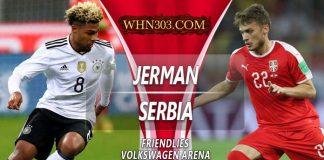 Prediksi Jerman vs Serbia 21 Maret 2019