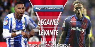 Prediksi Leganes vs Levante 5 Maret 2019