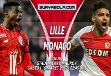 Prediksi Lille vs Monaco 16 Maret 2019
