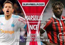 Prediksi Marseille vs Nice 11 Maret 2019