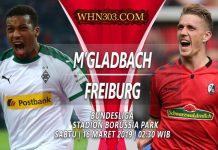 Prediksi Monchengladbach vs Freiburg 16 Maret 2019