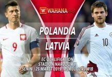 Prediksi Polandia vs Latvia 25 Maret 2019