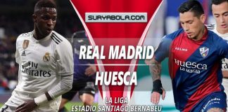 Prediksi Real Madrid vs Huesca 01 April 2019