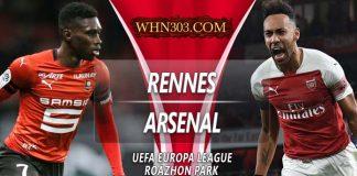 Prediksi Rennes vs Arsenal 8 Maret 2019