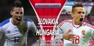 Prediksi Slovakia vs Hungaria 22 Maret 2019