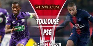 Prediksi Toulouse vs Paris Saint Germain 01 April 2019