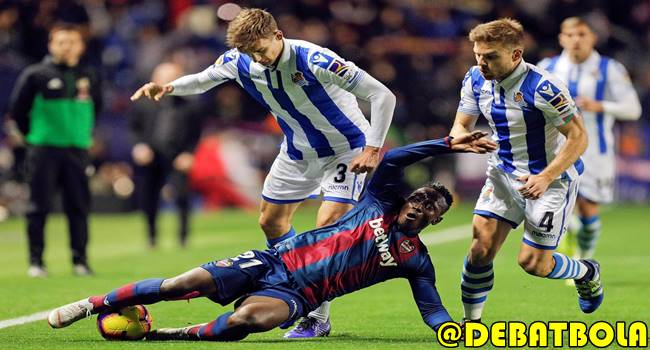 Real Sociedad vs Levante 1