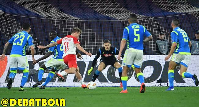 Salzburg vs Napoli