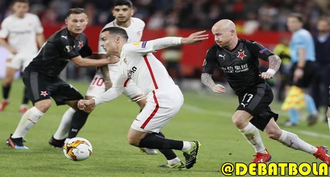 Sevilla vs Slavia Praha