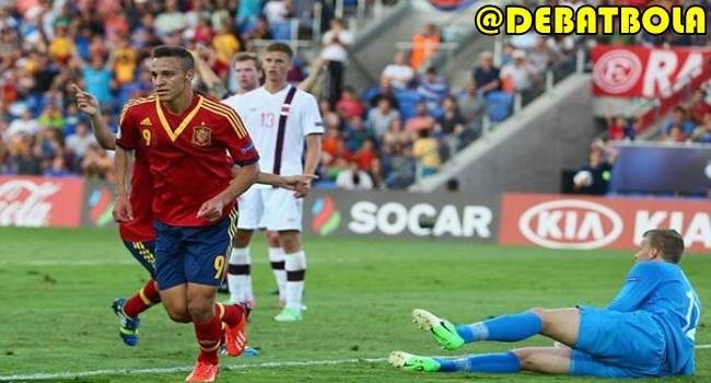 Spanyol vs Norwegia