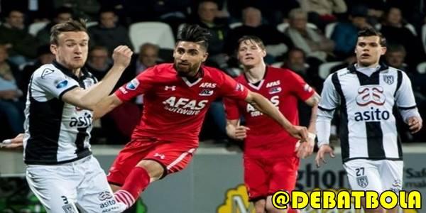 AZ Alkmaar vs Heracles