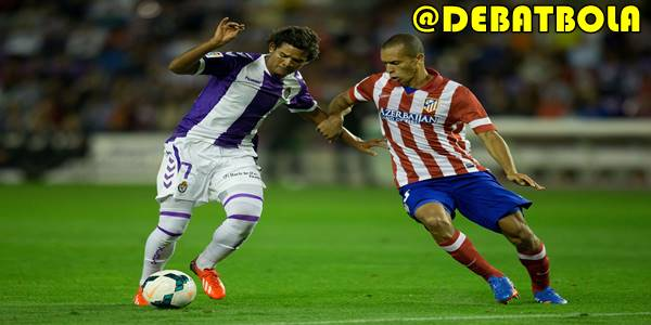Atletico Madrid vs Real Valladolid