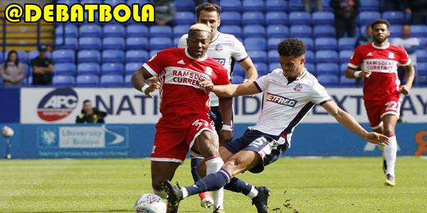Bolton Vs Middlesbrough