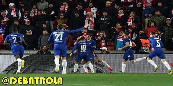 Chelsea vs Slavia Praha