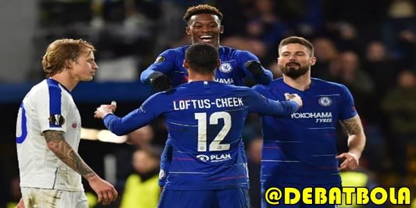 Eintracht Frankfurt vs Chelsea