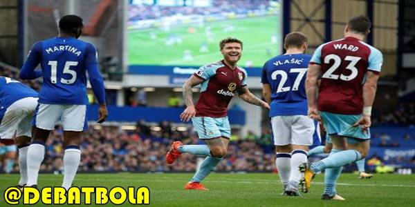 Everton vs Burnley