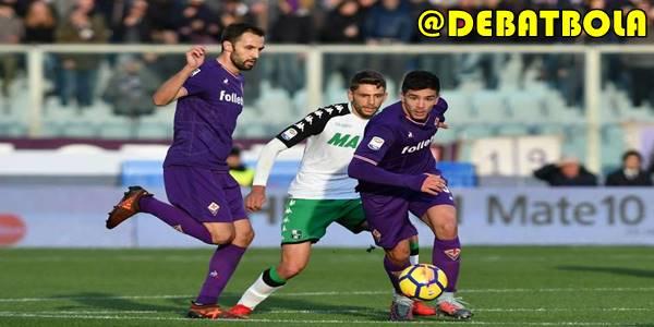 Fiorentina vs Sassuolo