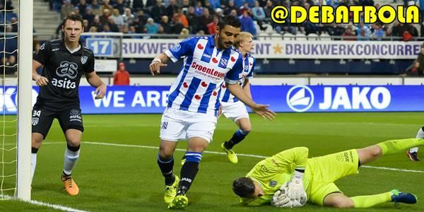 Heracles vs Heerenveen