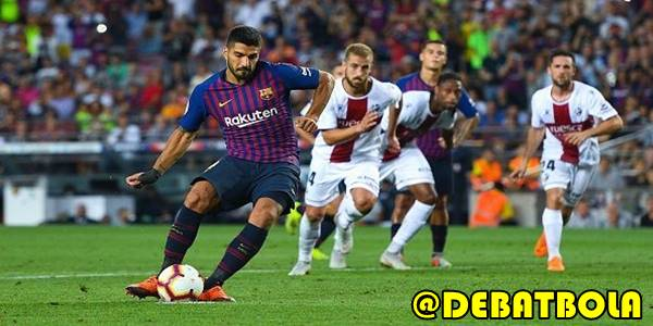Huesca vs Barcelona