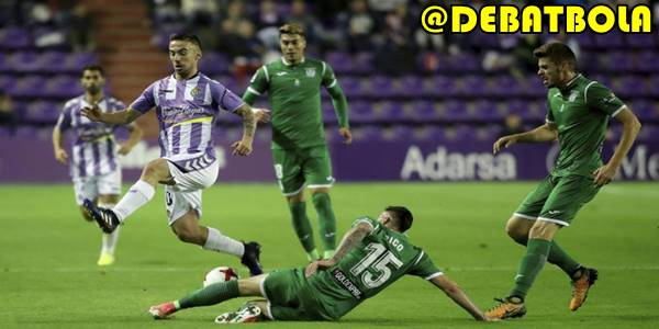 Leganes vs Real Valladolid