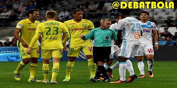 Marseille vs Nantes