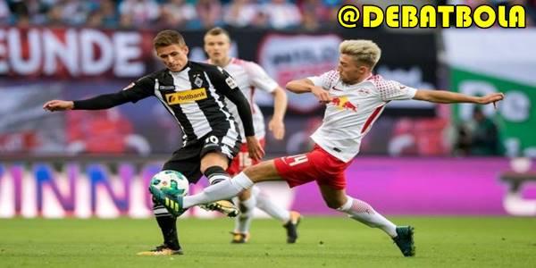 M'gladbach vs RB Leipzig