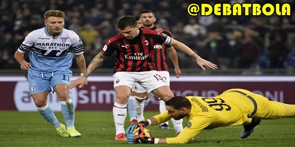 Milan vs Lazio