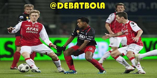 NAC Breda vs Emmen