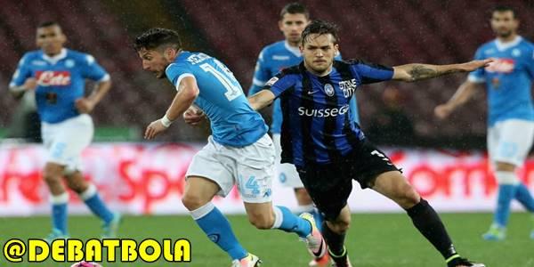 Napoli vs Atalanta 1
