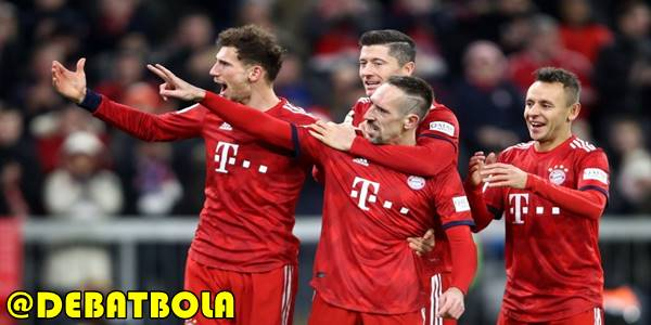 Nuremberg vs Bayern Munich