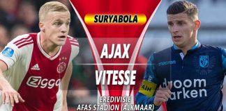 Prediksi Ajax vs Vitesse