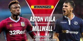 Prediksi Aston Villa vs Millwall