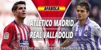 Prediksi Atletico Madrid vs Real Valladolid