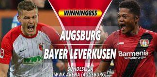 Prediksi Augsburg vs Bayer Leverkusen