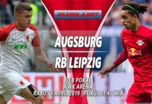 Prediksi Augsburg vs RB Leipzig 03 April 2019