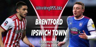 Prediksi Brentford vs Ipswich Town