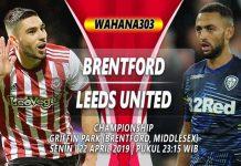 Prediksi Brentford vs Leeds United