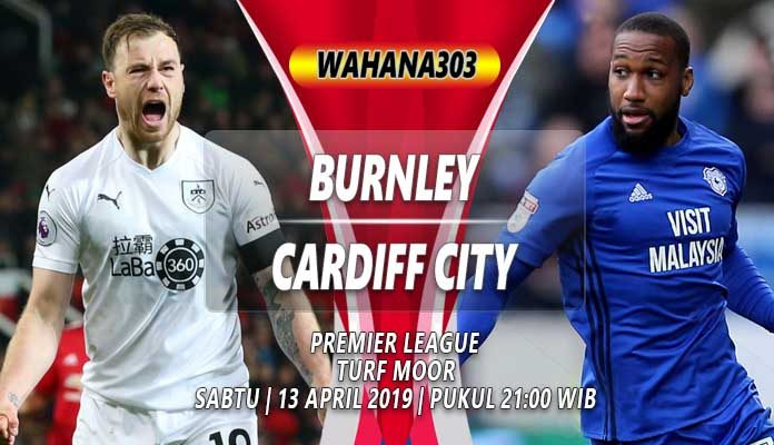 Prediksi Burnley VS Cardiff City