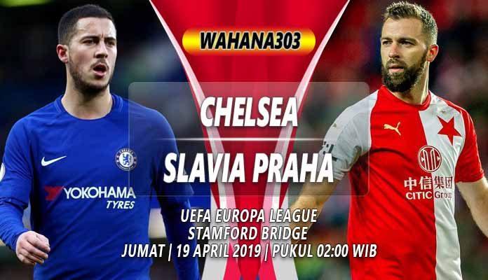 Prediksi Chelsea vs Slavia Praha