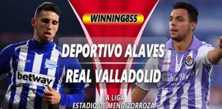 Prediksi Deportivo Alaves vs Real Valladolid