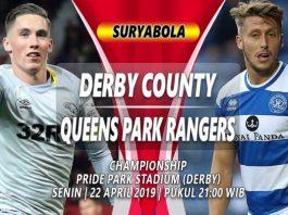Prediksi Derby County vs QPR