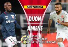 Prediksi Dijon vs Amiens
