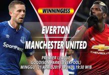 Prediksi Everton vs Manchester United