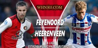 Prediksi Feyenoord vs Heerenveen 05 April 2019