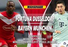 Prediksi Fortuna Dusseldorf VS Bayern Munchen