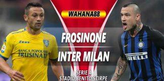 Prediksi Frosinone VS Inter Milan